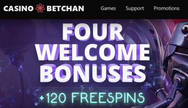 betchan welcome bonus