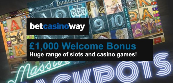 betway casino bonuses