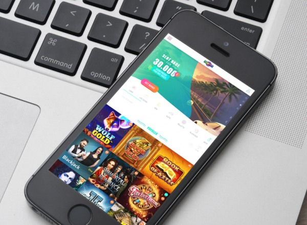 spinia casino mobile version