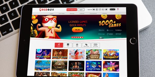 redbox casino review