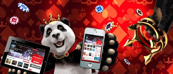 royal panda casino mobile version