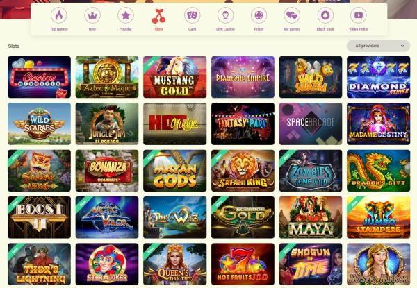 yoyo casino games