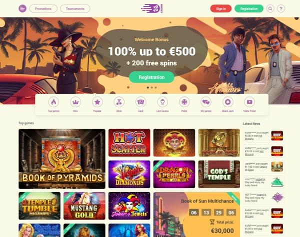 yoyo casino website